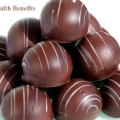 12 Prestations de santé du chocolat