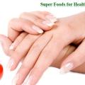 12 Super Foods pour Nails saines