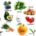 14 Super aliments pour les yeux vaillants