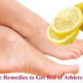 15 remèdes maison pour se débarrasser de pied d'athlète