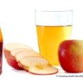 17 Services de santé étonnants du vinaigre de cidre (ACV)