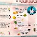 20 remèdes maison pour la poitrine Soulagement de la congestion
