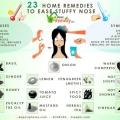 23 remèdes maison pour soulager la congestion nasale