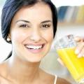 6 avantages étonnants de jus pour la perte de poids