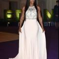 Glam Slam: Serena Williams 'looks les plus irréprochables sur le tapis rouge