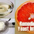 Top 5 des remèdes naturels pour infection à levures