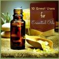 10 choses que vous pouvez faire avec des huiles essentielles