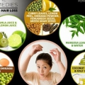 18 remèdes efficaces à domicile pour lutter contre la perte de cheveux