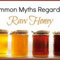 3 malentendus communes en matière de miel brut