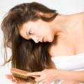 3 conseils naturels pour prévenir la chute des cheveux et perte de cheveux