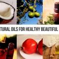 7 huiles naturelles pour de beaux cheveux en bonne santé