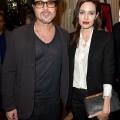 Angelina Jolie et Brad Pitt rumeurs de divorce: couple divisés après «par la mer 'date de sortie