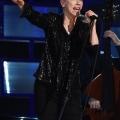 Annie Lennox performances grammy avec Hozier «vraiment mauvais» selon solo Fans- 'a racheté le début difficile'