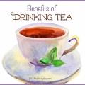 Avantages de boire du thé