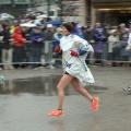 Marathon de Boston 2015 attire l'attention sur histoire d'amour étrange