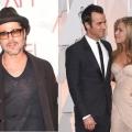 Brad Pitt «vraiment heureux» pour maintenant marié Jennifer aniston- de réunion des «amis» à son mariage