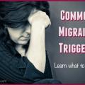 Migraine commune déclenche et comment les éviter