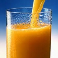 Cinq avantages de jus d'orange