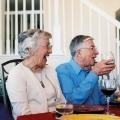 Les grands-parents de la génération moderne: heureux et plus optimistes