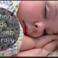 Herbes qui aident les enfants à trouver le sommeil naturellement