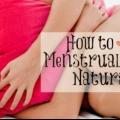 Comment se débarrasser des crampes menstruelles rapide et naturellement?