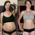 Comment perdre du poids en quatre semaines? - Diagramme de régime pour perdre du poids