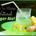Comment faire de soda au gingembre naturel
