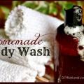 Comment faire hydratation naturelle de lavage corporel