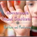 Comment faire hydratation naturelle désinfectant pour les mains