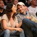 Mila Kunis et Ashton Kutcher bébé fièvre continues- engagé couple veut élargir la famille, veut un «petit ashton '
