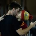 Miley cyrus entre S & M vidéo sur film porno nyc Festival- étoiles '' bangerz libérant sex tape avec Patrick Schwarzenegger?