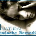Les maux de tête naturelles pour soulager votre douleur