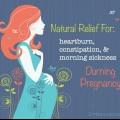 Soulagement naturel pour les brûlures d'estomac et d'autres maux de la grossesse