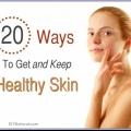 Moyens naturels pour obtenir et conserver une peau saine et claire