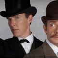'Sherlock' apporte le showrunner de noël un sinistre épisode révèle victorienne effrayante?