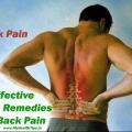 Remèdes maison simples et efficaces pour les maux de dos