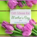 Des dons significatifs simple de donner pour le jour de la mère