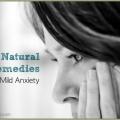 Six plantes médicinales à l'aide naturelle avec anxiété mineure