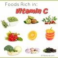 Votre source de vitamine C à partir d'aliments non suppléments