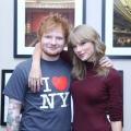 Ed Sheeran poursuivra taylor swift après scission de athina andrelos- chanteuse de brit mérite quelqu'un de plus tolérantes [rumeurs]