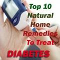 Top 10 remèdes maison pour traiter le diabète