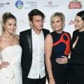 Yolanda Foster rend la parole déchirante sur la famille à l'Alliance de lyme gala inaugurale mondiale