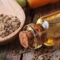 10 prestations-maladie étonnantes de céleri Seed Oil