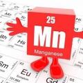10 Services de santé étonnants du manganèse