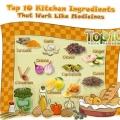 10 ingrédients de cuisine qui fonctionnent comme des médicaments