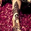15 meilleurs dessins mehndi / henné pour les jambes