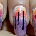2 Incroyable éponge Nail Art Design Tutoriels - avec des étapes détaillées et les photos