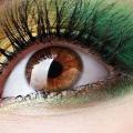 20 incroyable Maquillage des yeux photos pour vous inspirer