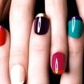 2013 Tendances des ongles - Couleurs, textures, Nail Art, Terminer, la forme et Techniques