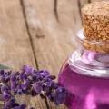 3 Effets secondaires graves de l'huile de lavande